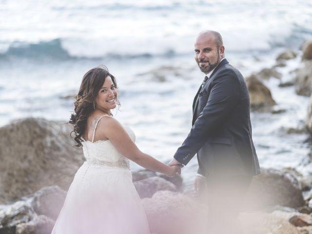 La boda de Martín y Silvia en Beniflá, Valencia 45