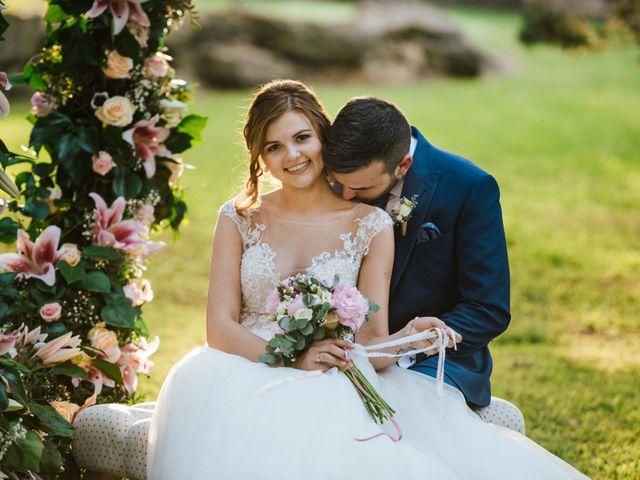 La boda de Anastasia y Nacho