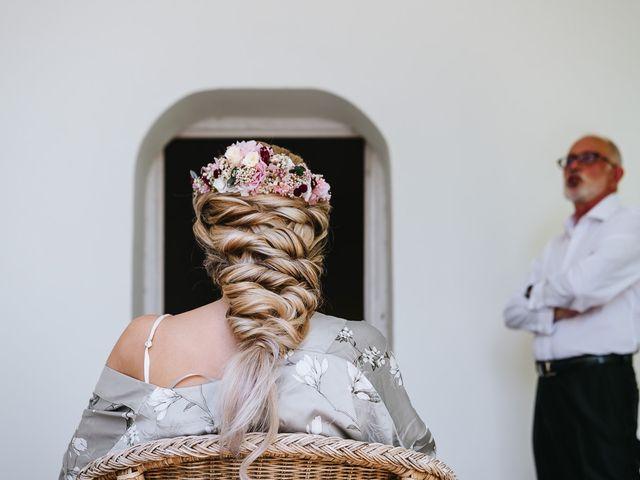 La boda de Ricardo y Maria en Valdemorillo, Madrid 12