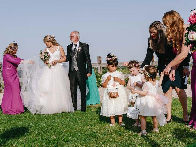 La boda de Ricardo y Maria en Valdemorillo, Madrid 2