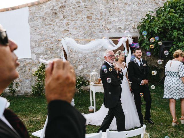 La boda de Ricardo y Maria en Valdemorillo, Madrid 20