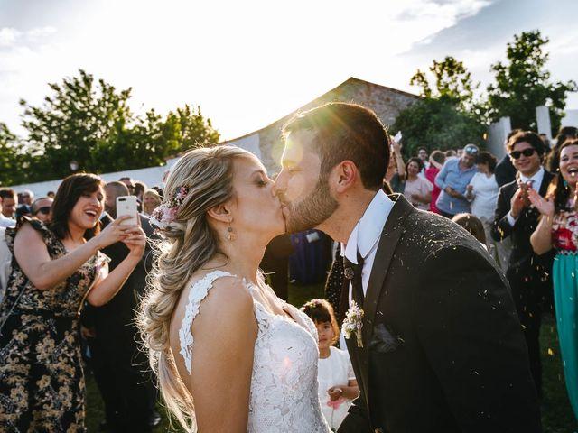 La boda de Ricardo y Maria en Valdemorillo, Madrid 22