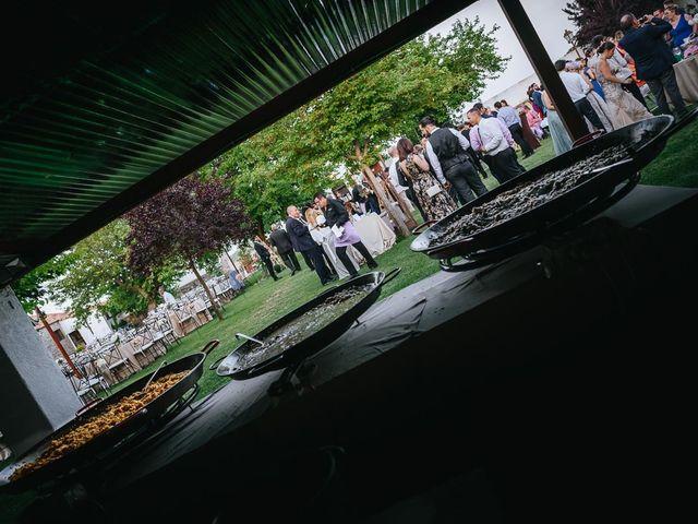 La boda de Ricardo y Maria en Valdemorillo, Madrid 25