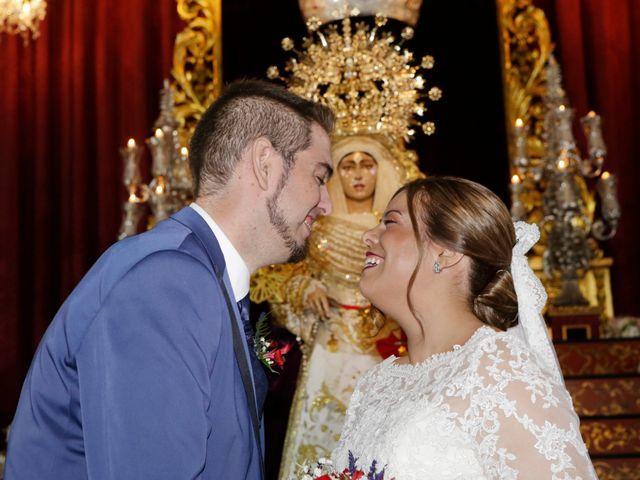 La boda de Javier y Beatriz en Sevilla, Sevilla 14
