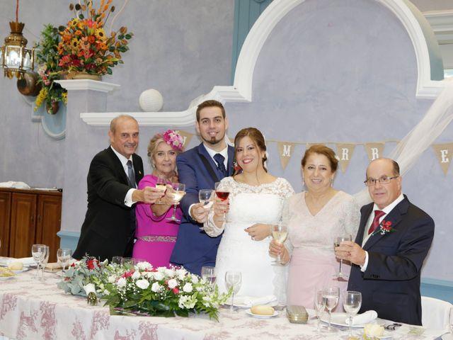 La boda de Javier y Beatriz en Sevilla, Sevilla 25