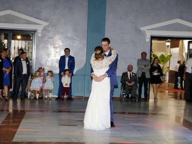 La boda de Javier y Beatriz en Sevilla, Sevilla 27