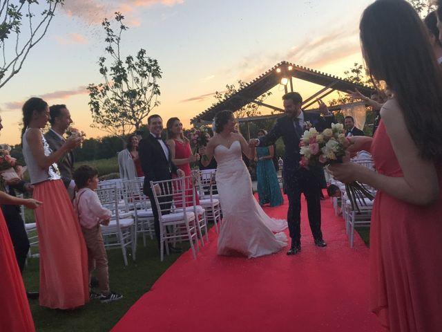 La boda de Mariana y Enzo