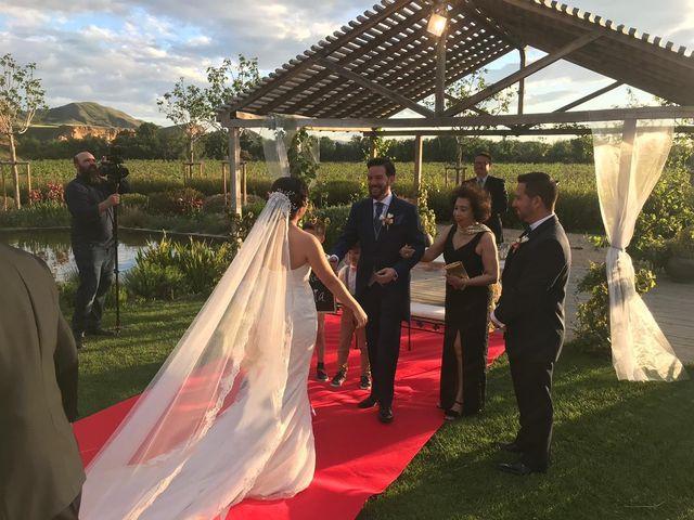 La boda de Enzo y Mariana en Madrid, Madrid 5