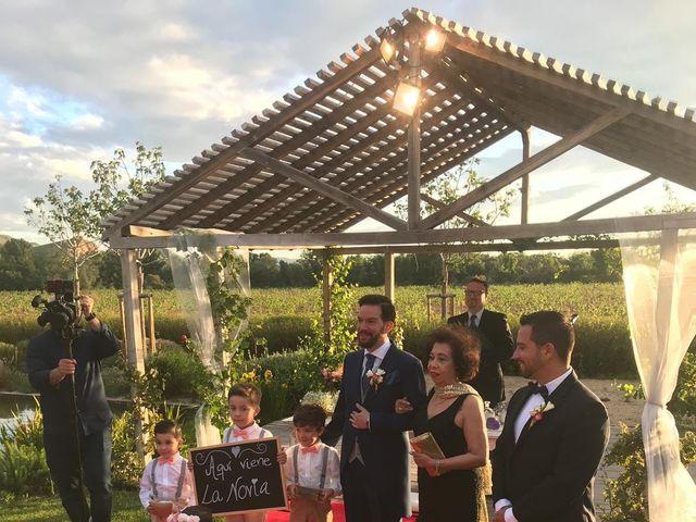 La boda de Enzo y Mariana en Madrid, Madrid 7
