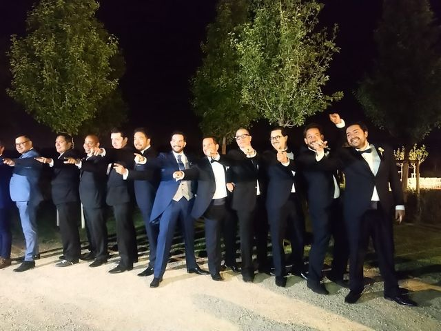 La boda de Enzo y Mariana en Madrid, Madrid 1