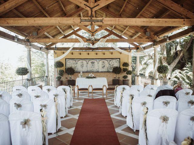 La boda de Alfonso y Clara en Málaga, Málaga 47