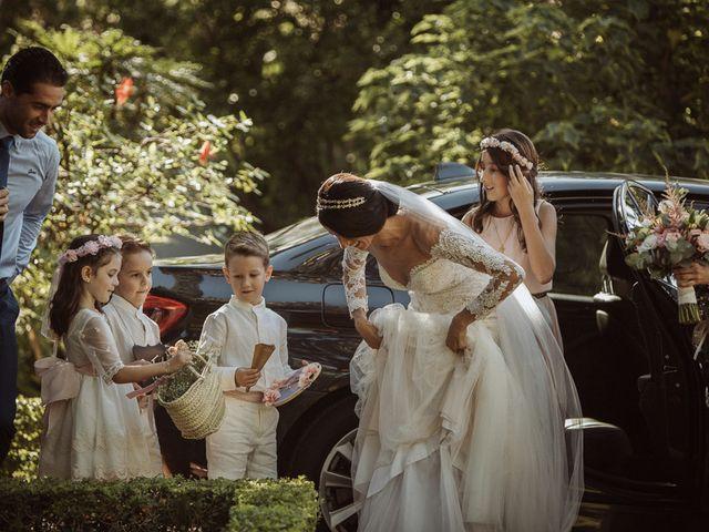 La boda de Alfonso y Clara en Málaga, Málaga 52
