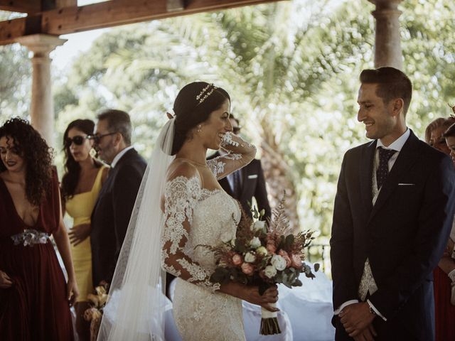 La boda de Alfonso y Clara en Málaga, Málaga 63