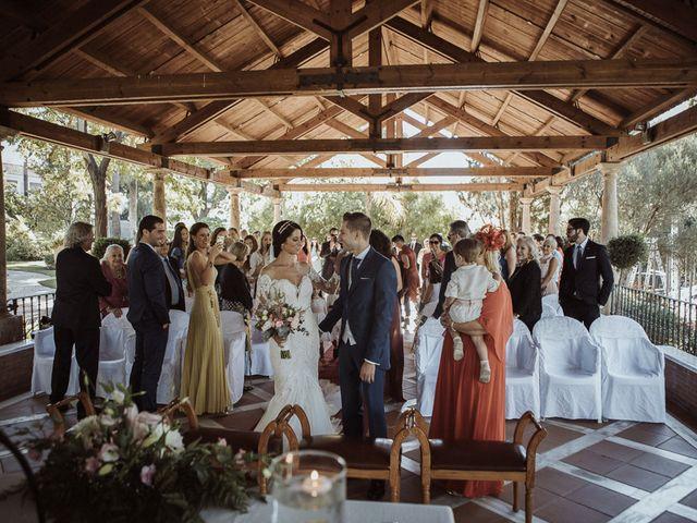 La boda de Alfonso y Clara en Málaga, Málaga 64
