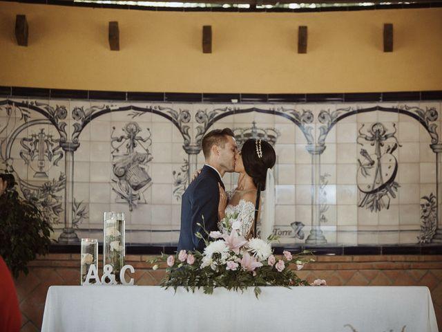 La boda de Alfonso y Clara en Málaga, Málaga 72