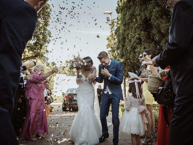 La boda de Alfonso y Clara en Málaga, Málaga 79