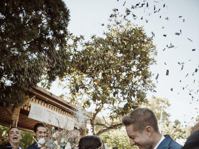 La boda de Alfonso y Clara en Málaga, Málaga 82