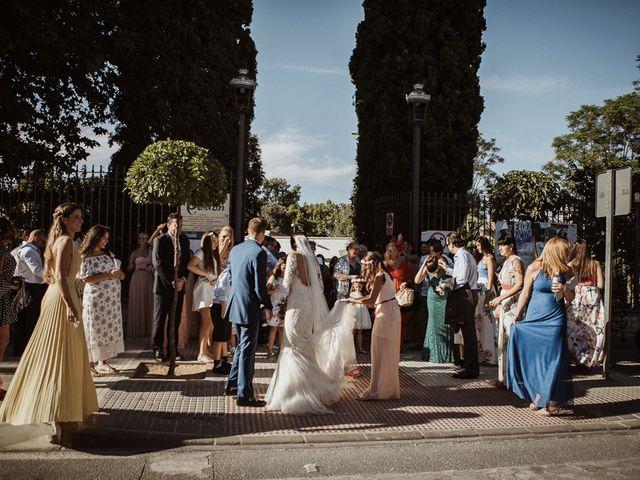 La boda de Alfonso y Clara en Málaga, Málaga 83