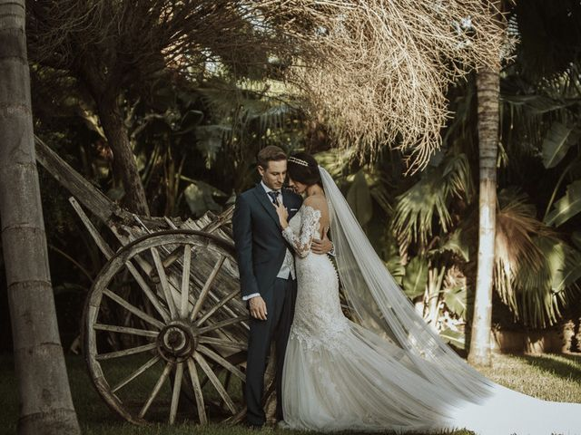 La boda de Alfonso y Clara en Málaga, Málaga 99