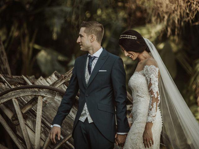 La boda de Alfonso y Clara en Málaga, Málaga 100