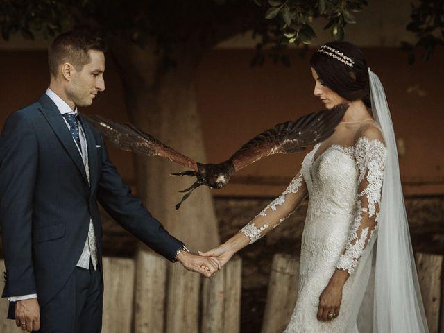 La boda de Alfonso y Clara en Málaga, Málaga 118