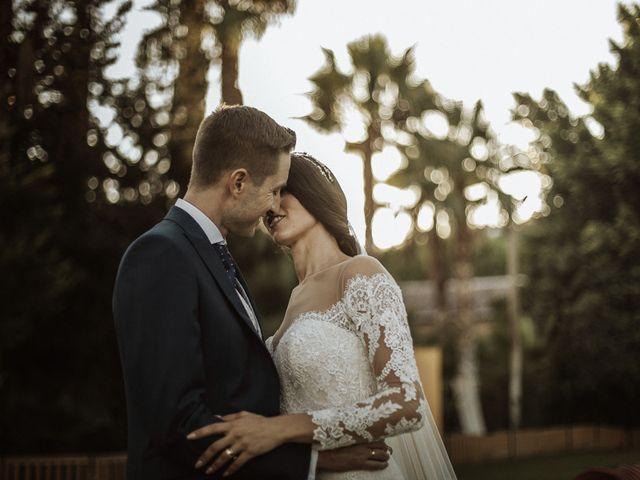 La boda de Alfonso y Clara en Málaga, Málaga 124