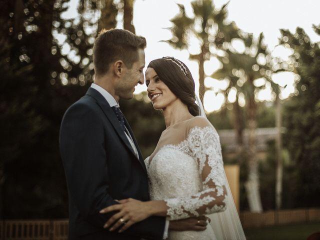 La boda de Alfonso y Clara en Málaga, Málaga 125