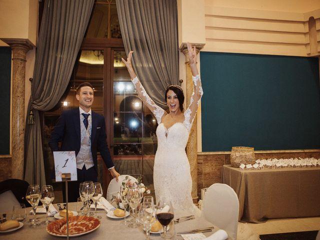 La boda de Alfonso y Clara en Málaga, Málaga 148