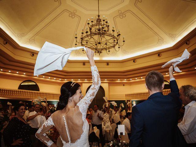 La boda de Alfonso y Clara en Málaga, Málaga 150