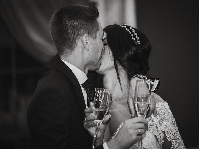 La boda de Alfonso y Clara en Málaga, Málaga 154