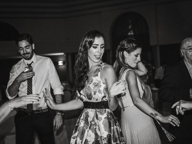 La boda de Alfonso y Clara en Málaga, Málaga 173