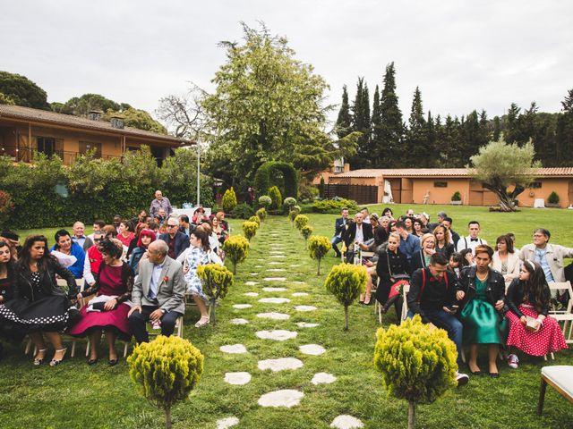 La boda de Sergi y Pilar en Vilanova Del Valles, Barcelona 9