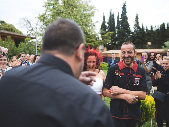 La boda de Sergi y Pilar en Vilanova Del Valles, Barcelona 11