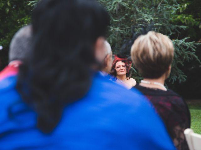 La boda de Sergi y Pilar en Vilanova Del Valles, Barcelona 12