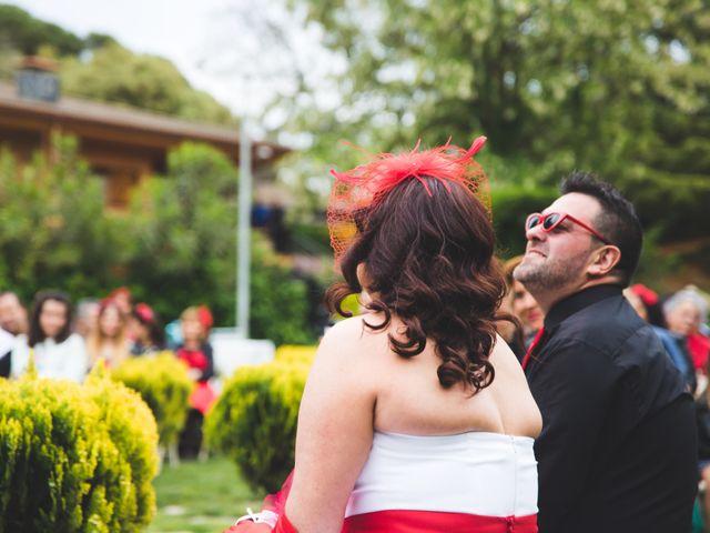 La boda de Sergi y Pilar en Vilanova Del Valles, Barcelona 14