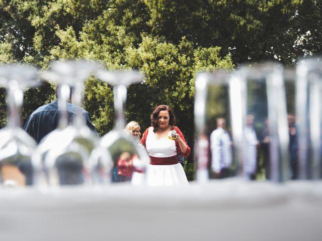 La boda de Sergi y Pilar en Vilanova Del Valles, Barcelona 23