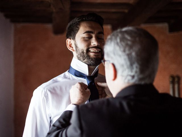 La boda de Dani y Estel en Sant Pau De Seguries, Girona 5