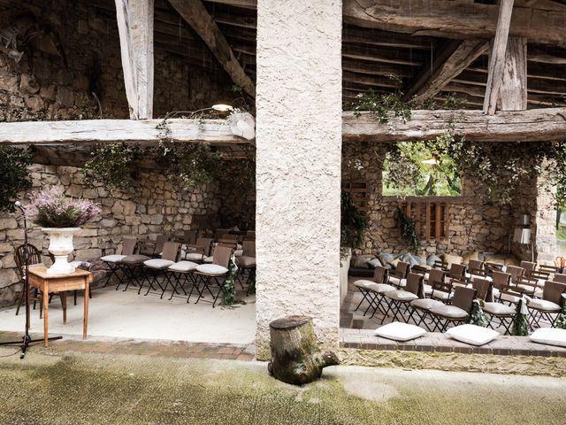 La boda de Dani y Estel en Sant Pau De Seguries, Girona 24