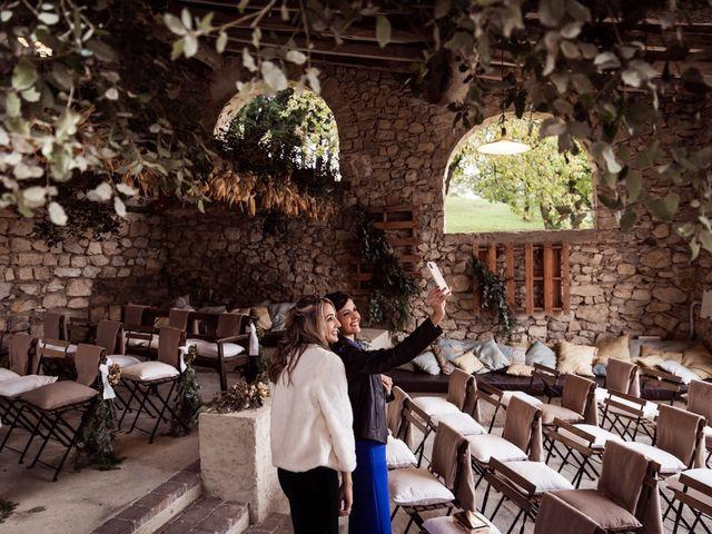 La boda de Dani y Estel en Sant Pau De Seguries, Girona 27