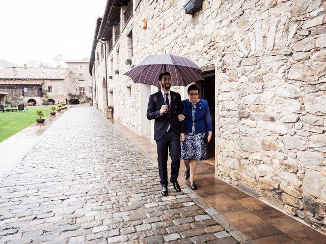 La boda de Dani y Estel en Sant Pau De Seguries, Girona 31