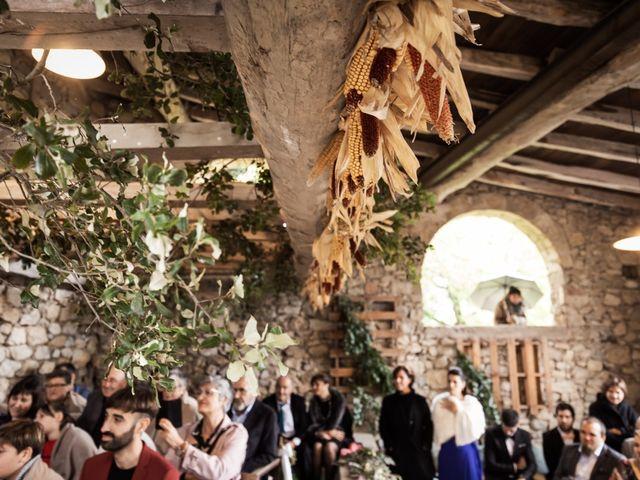 La boda de Dani y Estel en Sant Pau De Seguries, Girona 41