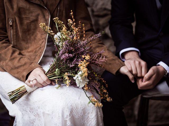 La boda de Dani y Estel en Sant Pau De Seguries, Girona 44