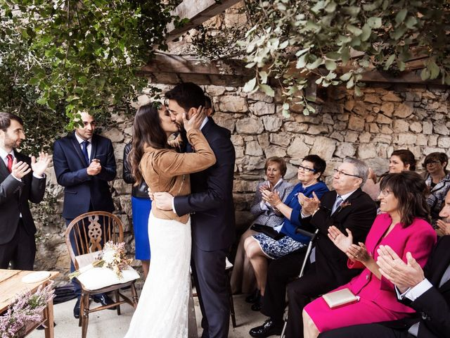 La boda de Dani y Estel en Sant Pau De Seguries, Girona 48