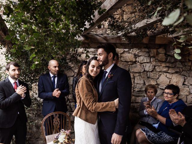 La boda de Dani y Estel en Sant Pau De Seguries, Girona 49