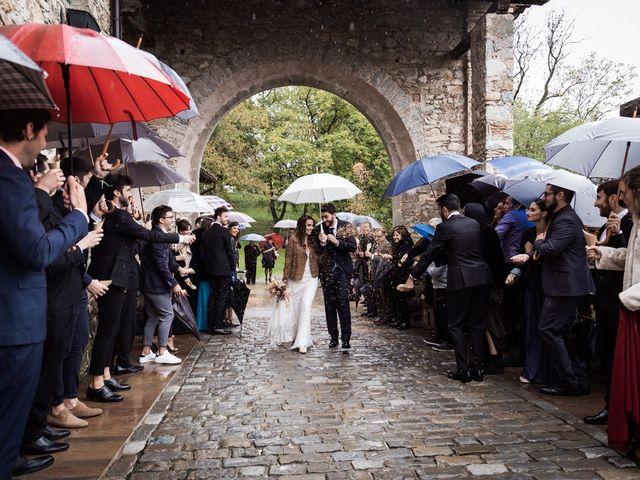 La boda de Dani y Estel en Sant Pau De Seguries, Girona 51
