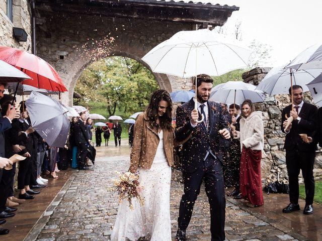 La boda de Dani y Estel en Sant Pau De Seguries, Girona 52