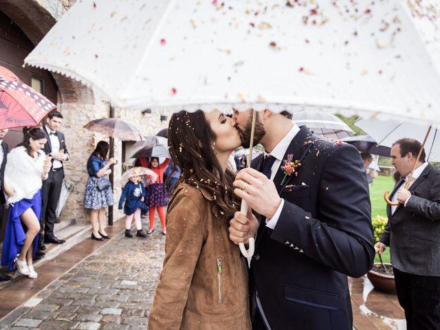 La boda de Dani y Estel en Sant Pau De Seguries, Girona 54