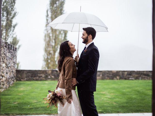 La boda de Dani y Estel en Sant Pau De Seguries, Girona 58