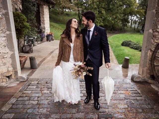 La boda de Dani y Estel en Sant Pau De Seguries, Girona 61