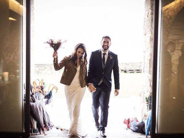 La boda de Dani y Estel en Sant Pau De Seguries, Girona 64